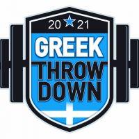 Greek Throwdown 2021 Online